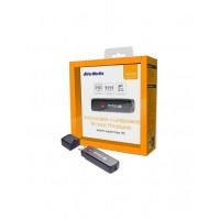 ТВ-тюнер USB TV/FM тюнер AVerMedia Technologies AVerTV Hybrid Volar HD