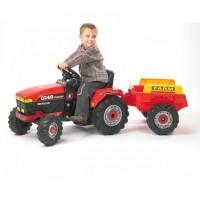 Falk Трактор с прицепом,160 см 870S