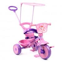 Детский велосипед Смешарики 2611GT Нюша с навесом