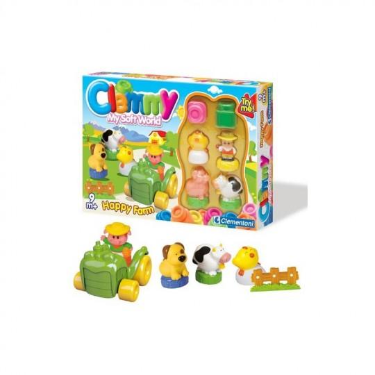 Clementoni Игровой набор Веселая ферма 14775