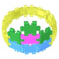 LEGO Clics Конструктор с блестками для девочек CB192
