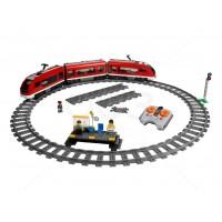 LEGO City Пассажирский поезд 7938